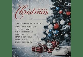 VARIOUS - Merry Christmas - 20 Christmas Classics  - (CD)