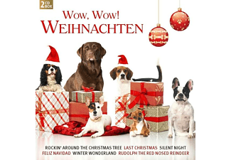 VARIOUS - Wow, Wow! Weihnachten (Jewel Case)  - (CD)