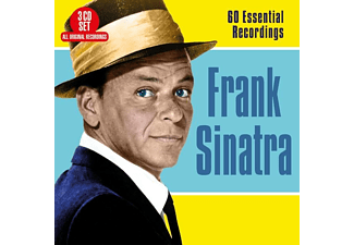 Frank Sinatra - 60 ESSENTIAL RECORDINGS  - (CD)