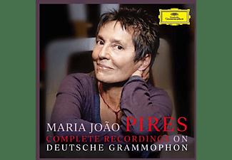 Maria Joao Pires - Complete Recordings on Deutsche Grammophon  - (CD)