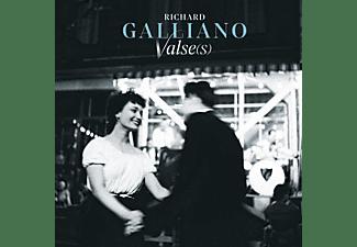 Richard Galliano - Valse(s)  - (CD)