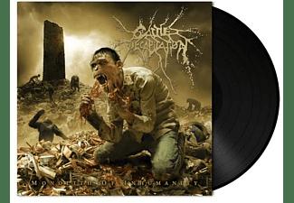 Cattle Decapitation - Monolith of Inhumanity (180g black vinyl)  - (Vinyl)