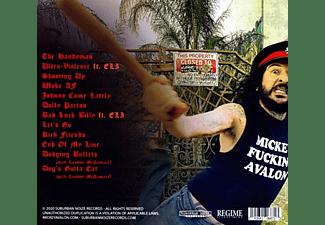 Mickey Avalon - Speak Of The Devil  - (CD)