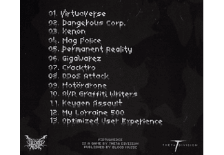 Master Boot Record - VIRTUAVERSE.OST  - (CD)
