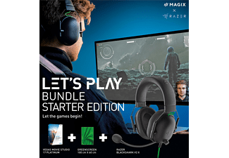 Let's Play Bundle Starter Edition - [PC]
