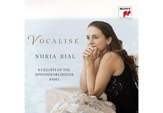 8 Cellists Of The Sinfonieorchester Basel, Núria Rial - Vocalise  - (CD)