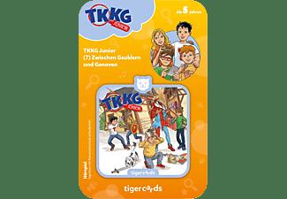 TIGERMEDIA TKKG Junior - Zwischen Gauklern und Ganoven Tigercard, Mehrfarbig