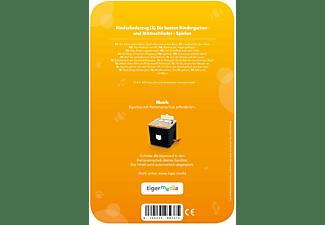 TIGERMEDIA Kinderliederzug - Die besten Kindergarten - und Mitmachlieder - Spielen Tigercard, Mehrfarbig
