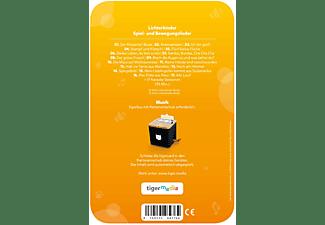 TIGERMEDIA Lichterkinder - Spiel und Bewegungslieder Tigercard, Mehrfarbig