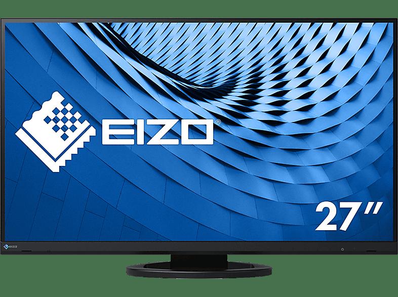 EIZO FlexScan EV2760-BK 27 Zoll QHD Monitor 5 ms Reaktionszeit, 60 Hz