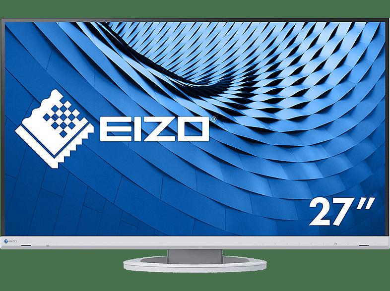 EIZO FlexScan EV2760-WT 27 Zoll QHD Monitor 5 ms Reaktionszeit, 60 Hz