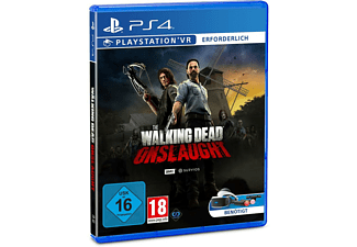 The Walking Dead Onslaught (VR) - [PlayStation 4]