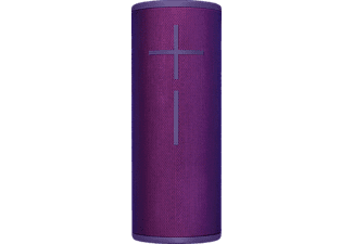 ULTIMATE EARS Megaboom 3 Bluetooth Lautsprecher, Ultraviolett, Wasserfest