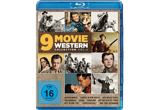 9 Movie Western Collection - Vol. 2 Blu-ray
