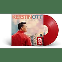Kerstin Ott - Ich muss dir was sagen (Exklusive Limited Edition - Red)  - (Vinyl)