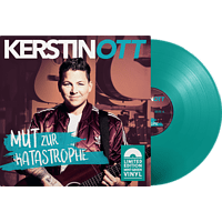 Kerstin Ott - Mut zur Katastrophe (Exklusive Limited Edition - Green)  - (Vinyl)