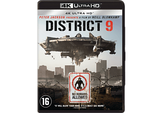 District 9 - 4K Blu-ray