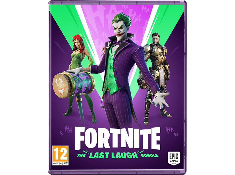 Fortnite: The Last Laugh Bundle FR/NL PS5