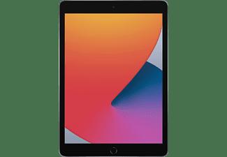 APPLE iPad Wi-Fi (2020), Tablet, 128 GB, 10,2 Zoll, Space Grau