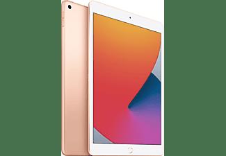 APPLE iPad Wi-Fi (8. Generation 2020), Tablet, 128 GB, 10,2 Zoll, Gold