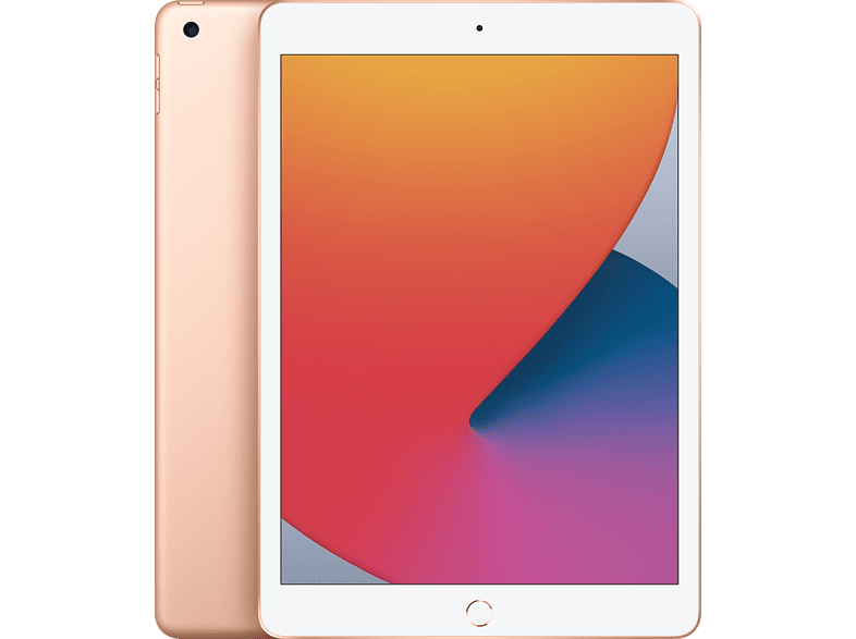 APPLE iPad 10.2 32 GB Wi-Fi Gold US Edition 2020 (MYLC2LL/A)