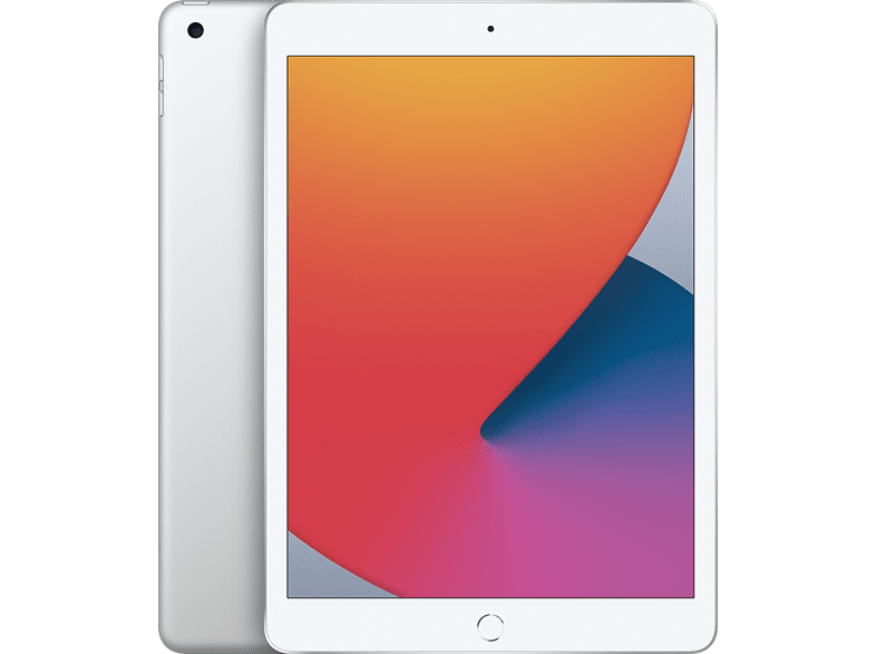 APPLE iPad 10.2 128 GB Wi-Fi Silver Edition 2020 (MYLE2NF/A)
