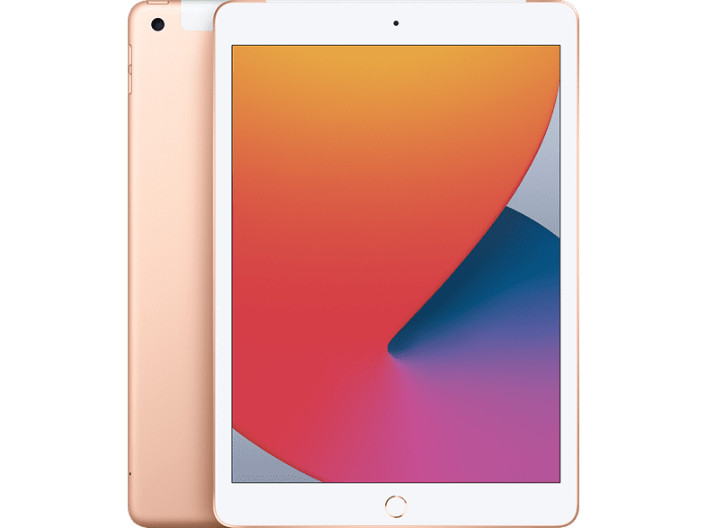APPLE iPad 10.2 128 GB Wi-Fi + Cellular Gold Edition 2020 (MYMN2NF/A)