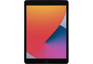 APPLE iPad Cellular (8. Generation 2020), Tablet, 32 GB, 10,2 Zoll, Space Grau
