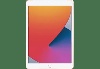 APPLE iPad Cellular (2020), Tablet, 32 GB, 10,2 Zoll, Gold