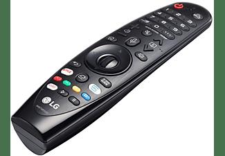 Mando a distancia - LG MR20GA, Para Smart TV LG 2020, Rueda, Control de voz, Botones Netflix, Prime, Negro
