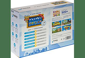 PEBBLE GEAR Toy Story 4 Tablet (German) Kinder-Tablet, Schwarz