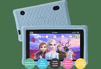 PEBBLE GEAR Frozen II Tablet (German) Kinder-Tablet, Schwarz