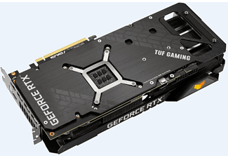 ASUS GeForce RTX™ 3080 TUF Gaming OC 10GB (90YV0FB1-M0NM00) (NVIDIA, Grafikkarte)