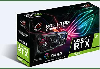 ASUS GeForce RTX™ 3080 ROG Strix Gaming 10GB (90YV0FA0-M0NM00) (NVIDIA, Grafikkarte)