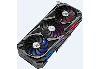 ASUS GeForce RTX™ 3080 ROG Strix Gaming OC 10GB (90YV0FA1-M0NM00) (NVIDIA, Grafikkarte)