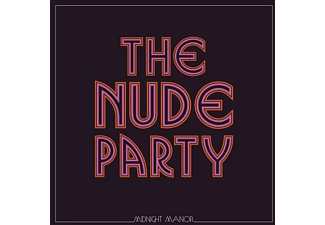 The Nude Party - MIDNIGHT MANOR  - (CD)