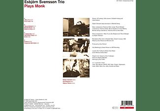 Esbjorn Svensson Trio - PLAYS MONK  - (Vinyl)