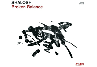 Shalosh - Broken Balance  - (CD)