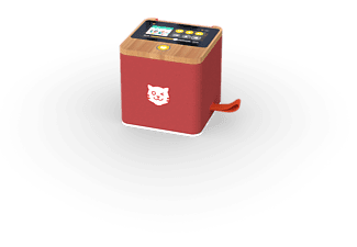 TIGERMEDIA Tigerbox Touch Rot Streamingbox, Rot