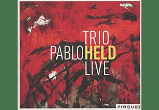 Pablo Held - Trio Live  - (CD)