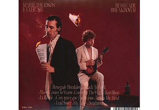 Marie Davidson & LŒil Nu - RENEGADE BREAKDOWN  - (CD)