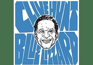 Clive Hunt - BLUE LIZZARD (VINYL)  - (Vinyl)