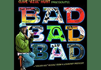Clive/azul/various Hunt - BAD BAD BAD (1973-1976)  - (Vinyl)