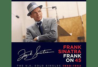 Frank Sinatra - Frank On 45-The UK Solo Singles 1960-1962  - (CD)