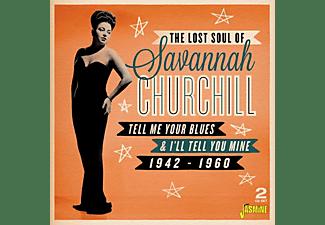 Savannah Churchill - Lost Soul Of  - (CD)