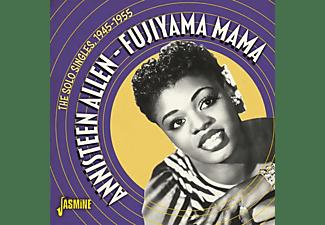 Annisteen Allen - Fujiyama Mama-Solo Singles 1945-1955  - (CD)