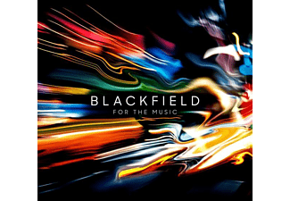 Blackfield - FOR THE MUSIC  - (CD)