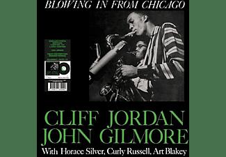 Jordan,Cliff & Gilmore,John - BLOWING IN FROM CHICAGO  - (Vinyl)