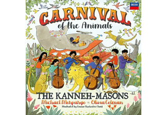 Michael Morpurgo, The Kanneh-masons, Olivia Colman - Carnival  - (CD)