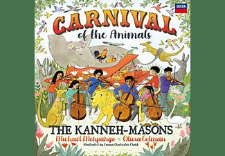 The Kanneh-masons, Michael Morpurgo, Olivia Colman - Carnival  - (CD)